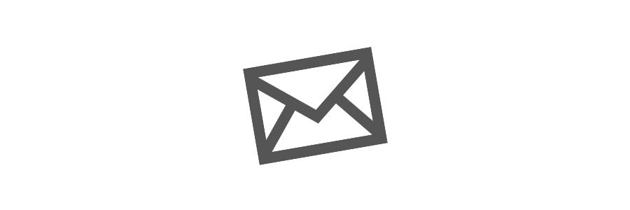 当選通知は、メールで届きます